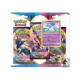 POKEMON: Sword & Shield 3PK...