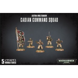 Warhammer 40,000 Cadian...
