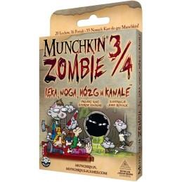 Munchkin Zombie 3/4 - Ręka,...