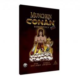 Munchkin: Conan Barbarzyńca...