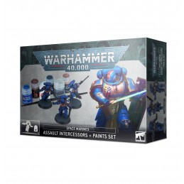 Space Marines: Assault...