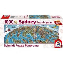 PQ Puzzle 1000 el. HARTWIG...
