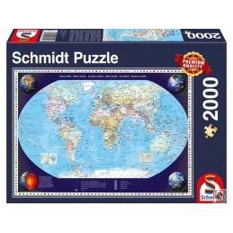 PQ Puzzle 2000 el. Nasz świat