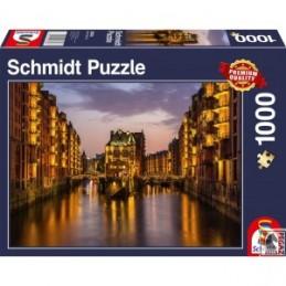 PQ Puzzle 1000 el. Hamburg...