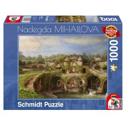 PQ Puzzle 1000 el. NADEGDA...