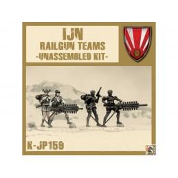 Dust 1947: IJN RAILGUN...