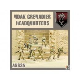 Dust 1947: NDAK HQ Ax335
