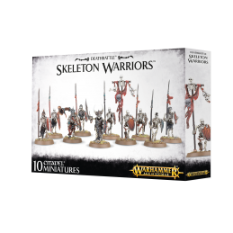 Warhammer Skeleton Warriors