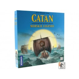 Catan - Morskie Legendy...