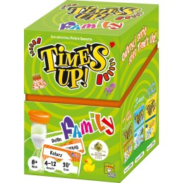 Time's Up! - Family (nowa...