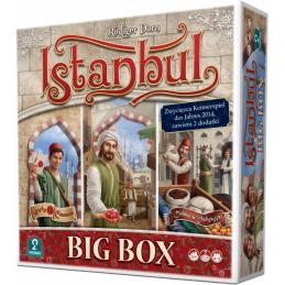 Istanbul: Big Box (edycja...