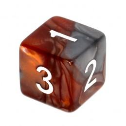 Kość RPG K6 - liczby