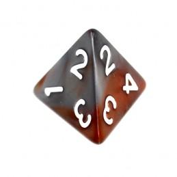 Kość RPG K4 - liczby