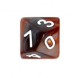 Kość RPG K10 - liczby