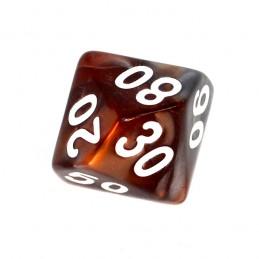 Kość RPG K100 - liczby