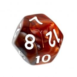 Kość RPG K12 - liczby