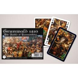 Karty do gry Grunwald 1410...