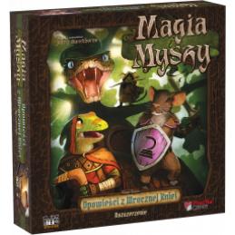 Magia i Myszy: Opowieści z...
