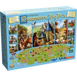 Carcassonne Big Box 6...