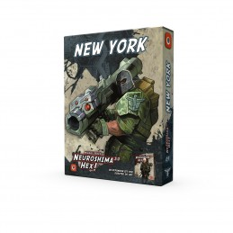 Neuroshima HEX: New York...