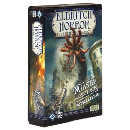 Eldritch Horror: Miasta w...