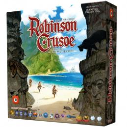 Robinson Crusoe: Przygoda...