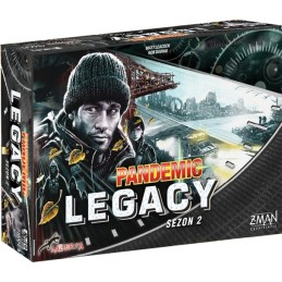 Pandemic Legacy Sezon 2