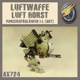 Dust 1947: LUFT HORST AX724