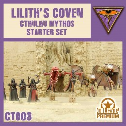 Dust 1947 LILITH'S COVEN CT003