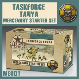 Dust 1947 TASKFORCE TANYA...