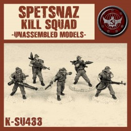 Dust 1947 SPETSNAZ KILL...