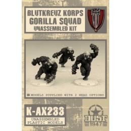 Dust 1947 BLUTKREUZ KORPS...