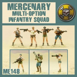 Dust 1947 MERCENARY...