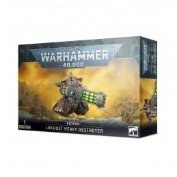 Warhammer 40.000: Lokhust...