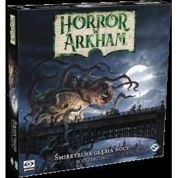 Horror w Arkham: Śmiertelna...