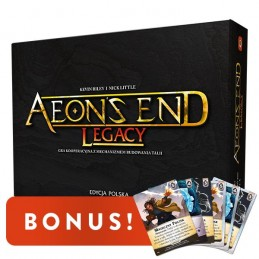 Aeon's End: Legacy (edycja...
