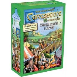 Carcassonne: Mosty, zamki i...