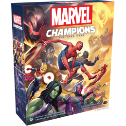 Marvel Champions: The Card...