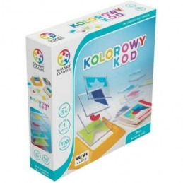 Smart Games - Kolorowy Kod