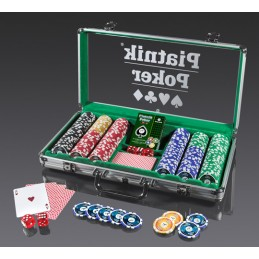 Poker Alu-Case 300 Piatnik...