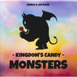 Kingdom's Candy: Monsters...