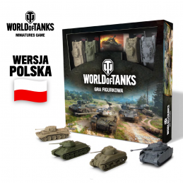 World of Tanks gra figurkowa