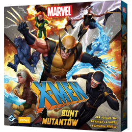 Marvel X-Men: Bunt mutantów