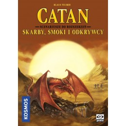 Catan - Skarby, Smoki i...