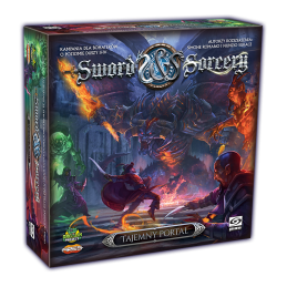 Sword & Sorcery: Tajemny...