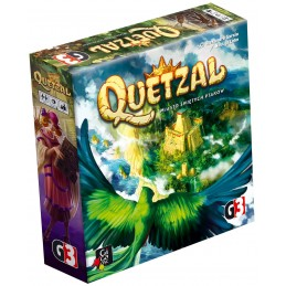 Quetzal - Miasto świętych...