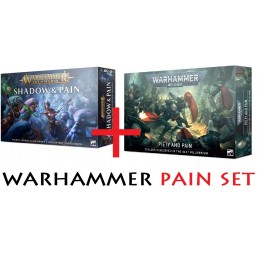 Warhammer Pain Set - pakiet...