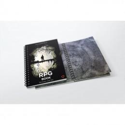 KSIĘGA RPG A4 - SIATKA...