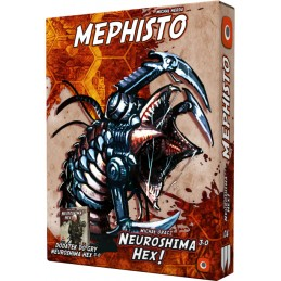 Neuroshima HEX: Mephisto...