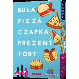Buła, Pizza, Czapka,...